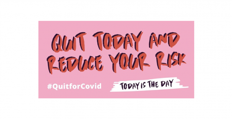Quit today and reduce your risk!