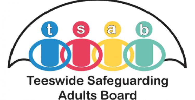 Teeswide Safeguarding Adults Board Logo