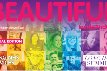 Beautiful Inside and Out Magazine front cover