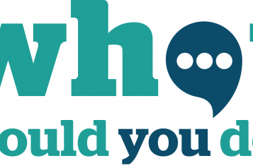 What Would You Do logo
