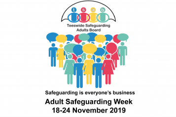 Safeguarding Adults Week logo