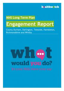 Long Term Plan report front cover