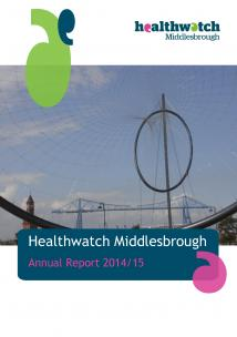 Annual Report 2014 to 2015